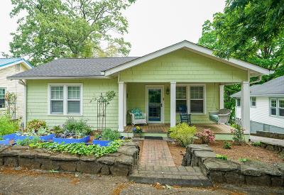 Chattanooga Single Family Home For Sale: 1225 Worthington St