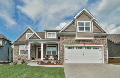 Ooltewah Single Family Home Contingent: 8229 Robertsview Dr