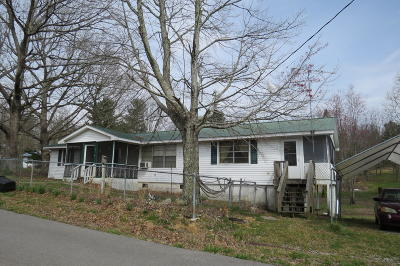 Trenton Single Family Home For Sale: 120 Dennis Rd