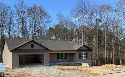 Soddy Daisy Single Family Home For Sale: 1815 Staghorn Dr