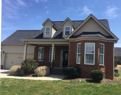 Ooltewah Single Family Home For Sale: 8579 Lexie Ln