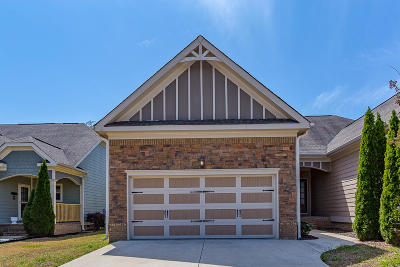 Ooltewah Townhouse For Sale: 8244 Towncreek Cir