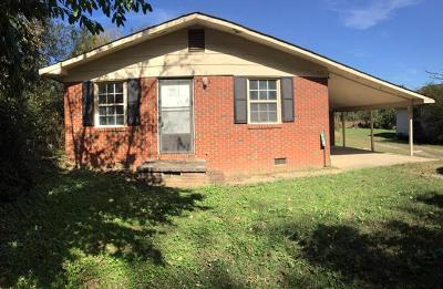 Bledsoe County Single Family Home For Sale: 498 Rockfort Rd