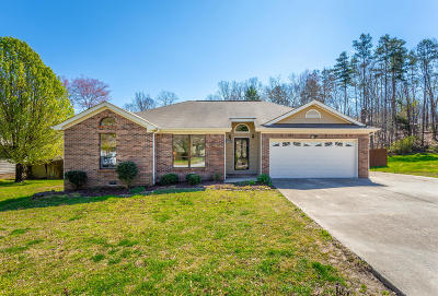 Ooltewah Single Family Home Contingent: 6914 Spinmaker Cove