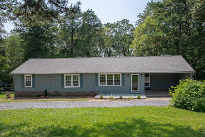 Ooltewah Single Family Home For Sale: 6903 Snow Hill Rd