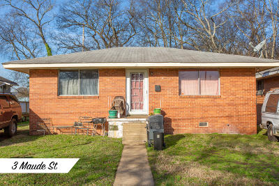 Chattanooga Single Family Home For Sale: 3 Maude St