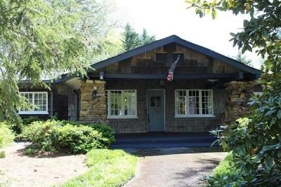 Signal Mountain Single Family Home For Sale: 404 James Blvd