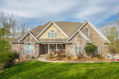 Ooltewah Single Family Home For Sale: 9731 Deer Ridge Dr