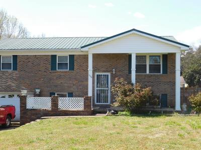Hixson Single Family Home Contingent: 1396 Meadowood Dr