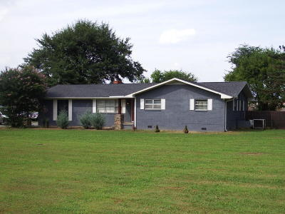 Marion County Single Family Home For Sale: 6919 Highway 41