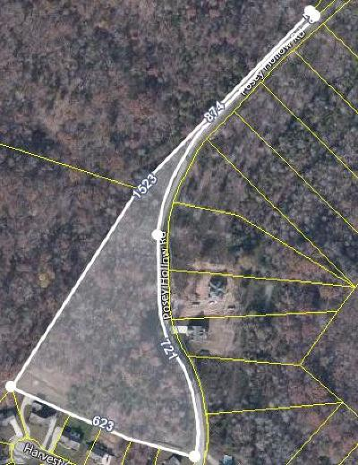 Residential Lots & Land For Sale: 12363 Posey Hollow Rd
