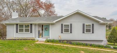 Hixson Single Family Home For Sale: 8801 Forest Hill Dr