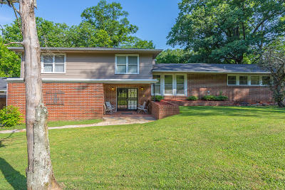 Ringgold Single Family Home For Sale: 346 Old County Rd
