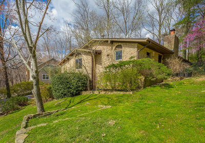 Signal Mountain Single Family Home Contingent: 1125 Glamis Cir
