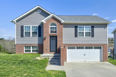 Soddy Daisy Single Family Home Contingent: 2052 Short Leaf Ln