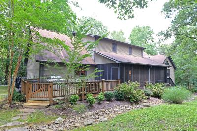 Ooltewah Single Family Home For Sale: 3940 Green Shanty Rd