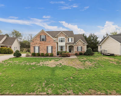 Ooltewah Single Family Home For Sale: 7828 Tranquility Dr