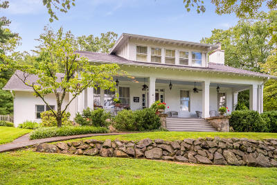 Signal Mountain Single Family Home For Sale: 605 Mississippi Ave