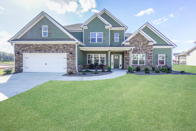 Ooltewah Single Family Home Contingent: 7469 Blazing Star Ct