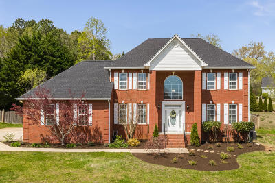Ooltewah Single Family Home For Sale: 7627 Bebe Branch Ln