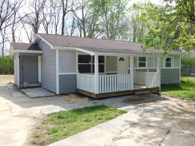 Ringgold Single Family Home For Sale: 279 Carrol Dr