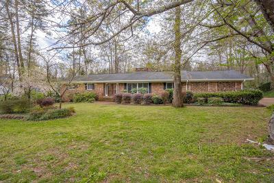 Edgewood Hills Single Family Home For Sale: 3407 NW Edgewood Cir