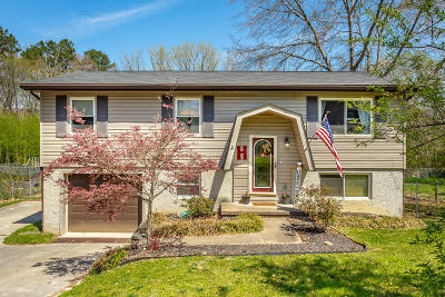 Hixson Single Family Home Contingent: 1619 N Chester Rd