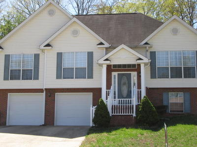 Ooltewah Single Family Home Contingent: 8406 Shadetree Ln
