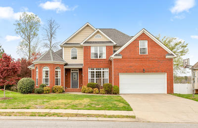 Ooltewah Single Family Home For Sale: 4361 Wellesley Dr