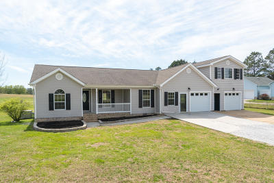 Apison Single Family Home Contingent: 11528 McGhee Rd