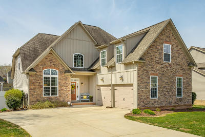 Ooltewah Single Family Home Contingent: 4445 Wellesley Dr