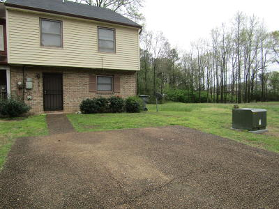 Chattanooga Townhouse For Sale: 1611 Eucalyptus Dr