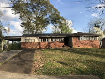 Chattanooga Single Family Home Contingent: 154 Hollyberry Ln