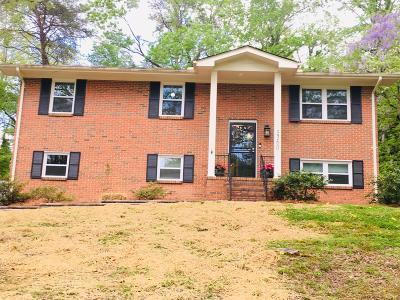 Chattanooga Single Family Home For Sale: 3360 Haywood Ave