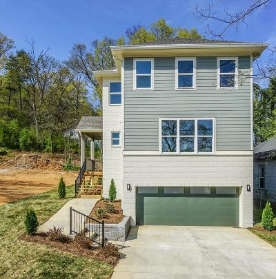 Chattanooga Single Family Home For Sale: 111 Sawyer St