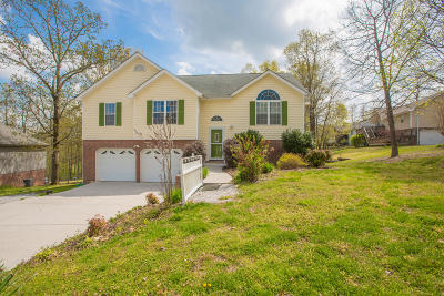 Ooltewah Single Family Home Contingent: 6690` Sawtooth Dr