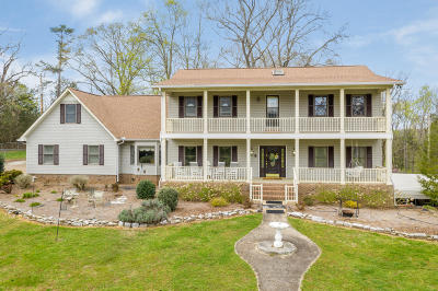 Ooltewah Single Family Home For Sale: 8811 Ooltewah Georgetown Rd