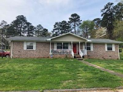 Soddy Daisy Single Family Home Contingent: 1609 S Winer Dr