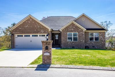 Soddy Daisy Single Family Home For Sale: 9624 Shooting Star Cir