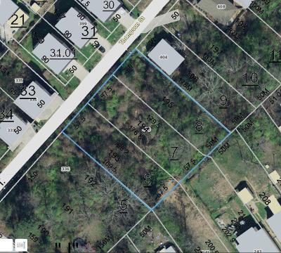 Chattanooga Residential Lots & Land For Sale: 400 Thompson St