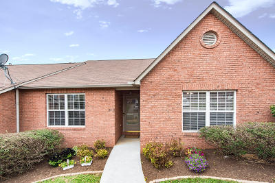 Knoxville Condo For Sale: 8723 Percy Way