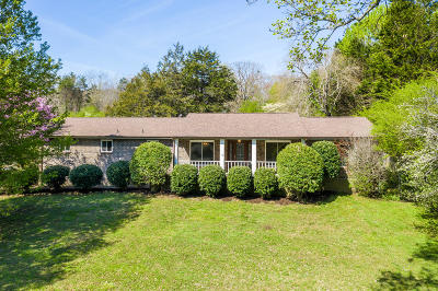 Ooltewah Single Family Home Contingent: 4113 University Dr