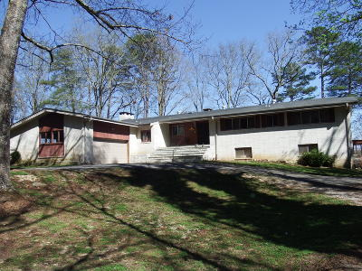 Marion County Single Family Home For Sale: 391 Edmister Rd