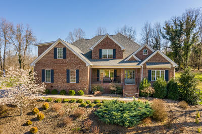 Signal Mountain Single Family Home For Sale: 16 Mountain Orchard Path