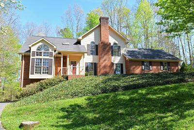 Ooltewah Single Family Home For Sale: 5334 Peghorn Tr