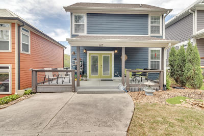 Chattanooga Single Family Home For Sale: 817 Stellar Vw