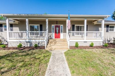 Hixson Single Family Home Contingent: 1861 Cotter Rd
