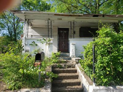 Chattanooga Single Family Home For Sale: 2006 Cleveland Ave