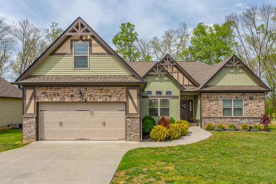 Chickamauga Single Family Home For Sale: 132 Stone Throw Ln