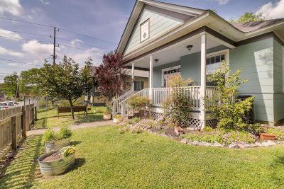 Chattanooga Single Family Home Contingent: 1007 S Highland Park Ave